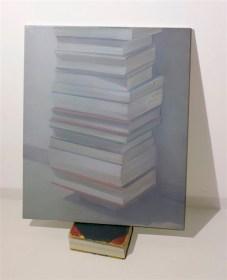 L'orMa, Centerpiece, olio r acrilico su tela,70x60cm