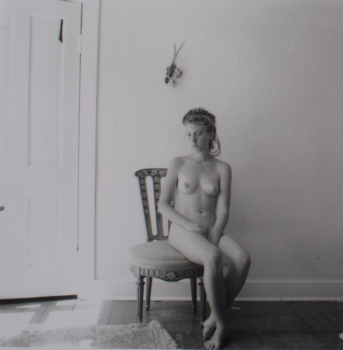 Francesca Woodman, Untitled, Providence, Rhode Island, 1978, printed 2008, gelatine silver estate