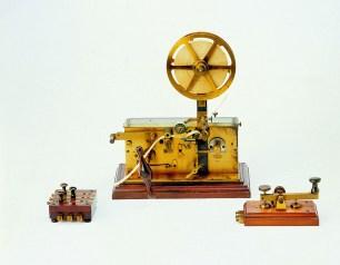 Officine Galileo, ricevitore Morse