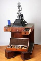 Officine Galileo, microscopio