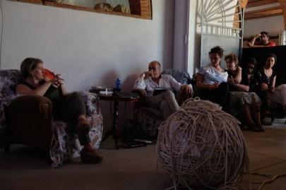 MadeinFilandia 2014, Conversazione a cura di Michela Eremita con Andrea Ulivi dell'Andrey Tarkovsky International Institute, ph Degal