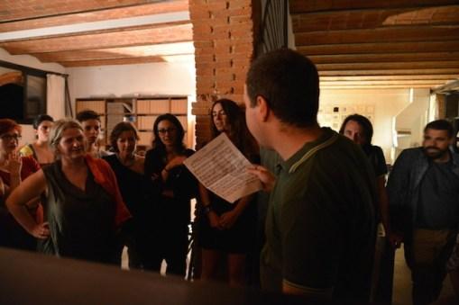 MadeinFilandia 2014, Prove per Possibile Improvvisazione Musicale, diretta da Francesco Oliveto, ph Calugi
