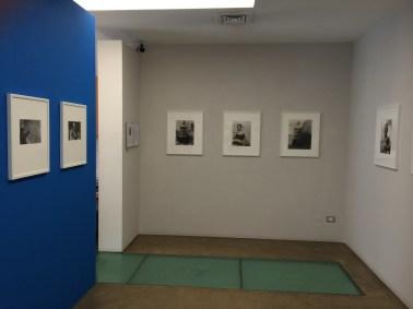 Frida y Diego. Fotografie di Leo Matiz, veduta della mostra Courtesy Photology, Milano