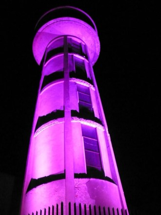 GAP 2012, Illuminazione della cisterna