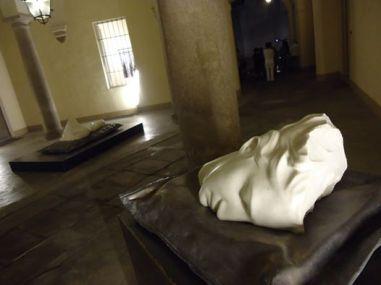 Quadrilegio, veduta della mostra presso Maura Ferrari Interior Designer, 2014, opere di Michelangelo Galliani, courtesy l'artista