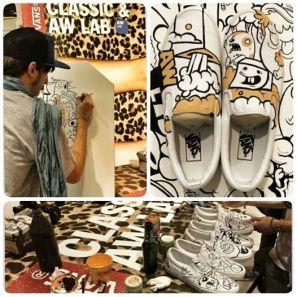 Art Of Sool per Vans_Milano1