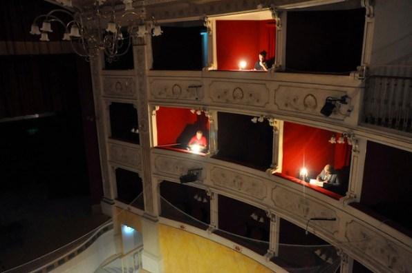 Marradi Campana InFesta 2014, Biografie scambiste/prostitute, ph. Christian Ghisellini
