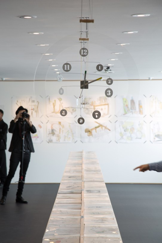 TIME MACHINES: DANIEL WEIL AND THE ART OF DESIGN length view © Luke Hayes