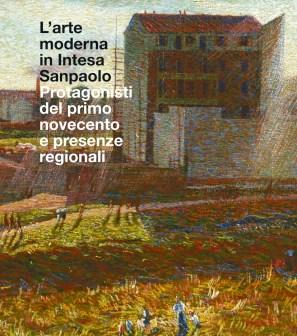 L'arte moderna in Intesa Sanpaolo, copertina del cofanetto del volume 1, Electa