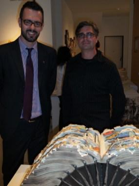 Alessandro Schiavetti e Brian Dettmer