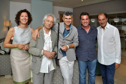 Land like the Sea, Villa Marina Capri Hotel & Spa, Capri (NA) (inaugurazione)