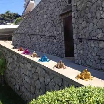 Land like the Sea, Villa Marina Capri Hotel & Spa, Capri (NA) (allestimento mostra)