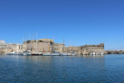 Castello di Gallipoli, Gallipoli (LE)