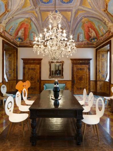 DimoreDesign 2013, Anna Gili a Villa Grismondi Finardi Foto Ezio Manciucca