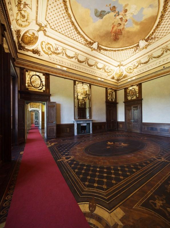 Interno, Villa Reale di Monza, Monza