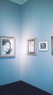 Veduta della mostra Man Ray a Villa Manin, 13 settembre 2014 - 11 gennaio 2015
