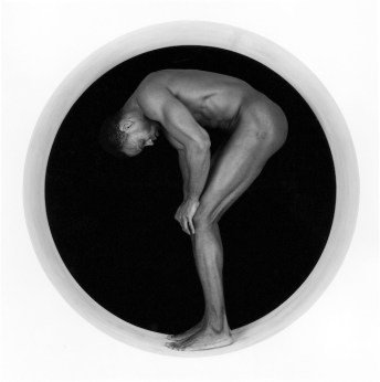 Robert Mapplethorpe Thomas, 1987 stampa alla gelatina d'argento / Gelatin Silver Print MAP#1742 Courtesy Robert Mapplethorpe Foundation.