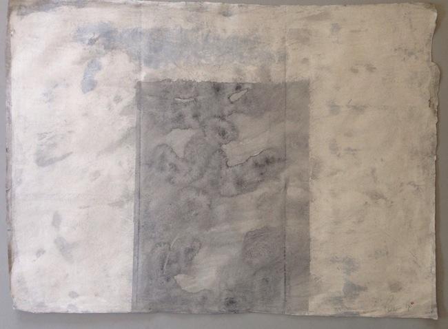 Tommaso Panzeri, Untitled #7, 2014, acquerello, 50x75 cm