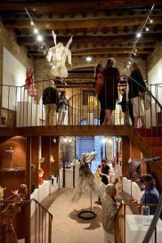 Davide Dall'Osso, iSculpture Art Gallery, San Gimignano, 2013