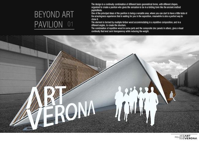 WELCOME DESIGN, Beyond Art Pavilion_Primo Premio