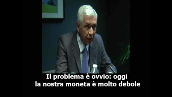 Neïl Beloufa, La Dominazione del Mondo, frame da video, courtesy Radicate