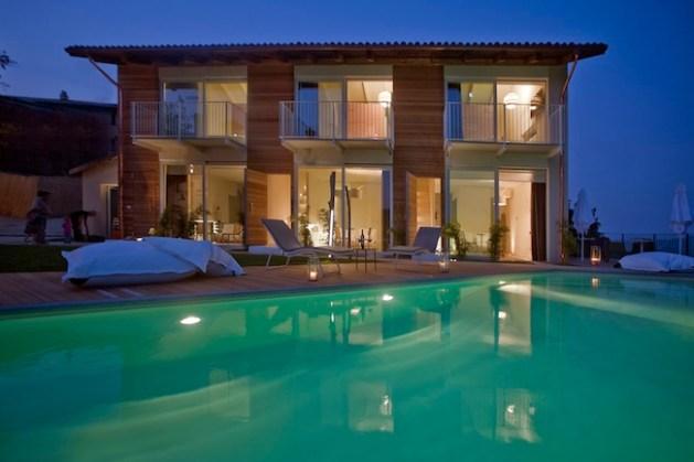 Palas Cru Resort, veduta della piscina