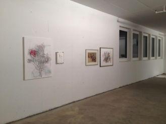 Il disegno degli scultori - Kunsthalle Lana - Allestimento 3