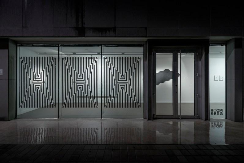 Vincenzo Marsiglia. Room Op, Romberg Arte Contemporanea, Latina Foto Marcello Scopelliti (veduta della mostra)