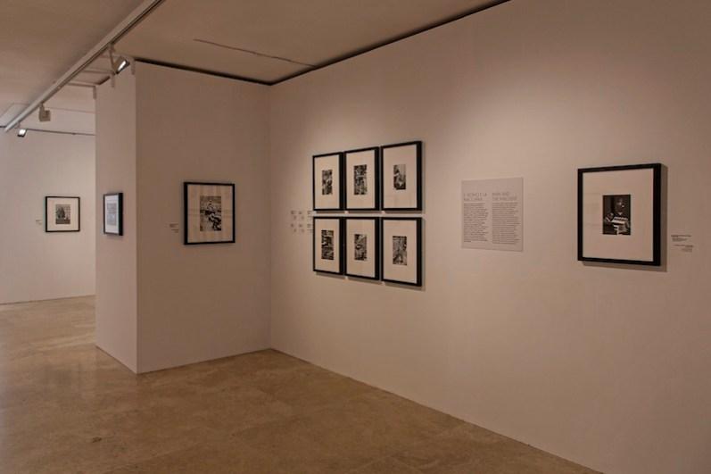 Henri Cartier - Bresson, Museo dell'Ara Pacis, Roma, 2014, veduta della mostra, ph. © Stefano Dal PozzoloContrasto (1)