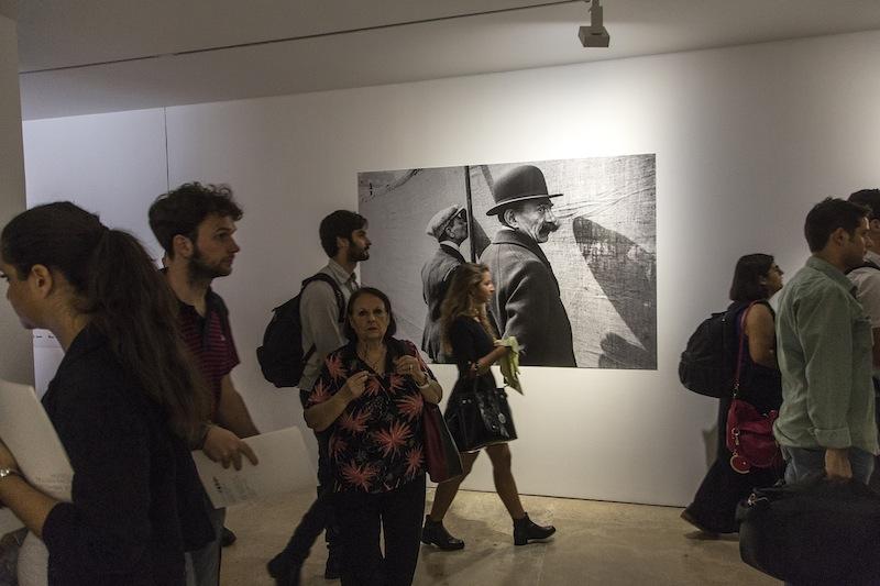 Henri Cartier - Bresson, Museo dell'Ara Pacis, Roma, 2014, veduta della mostra, ph. © Stefano Dal PozzoloContrasto (4)