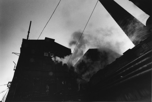 David Lynch, Untitled (Lodz), 2000, archival gelatin-silver print, 28x35.5 cm, all photographs in an edition of 11 © Collection of the artist