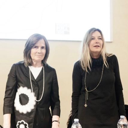 Giovanna Furlanetto e Chiara Bertola