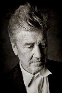 Mark Berry, Portrait of David Lynch, Courtesy of the artist