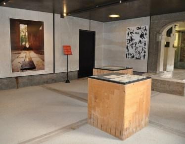 nel segno di Carlo Scarpa, 2014, veduta della mostra, courtesy Fondazione Querini Stampalia, Venezia