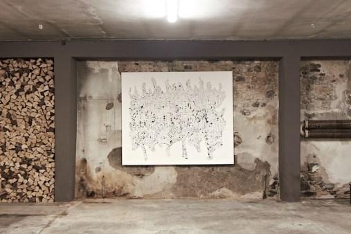 Tunnel City, Andrea Bianconi, Courtesy Atipografia