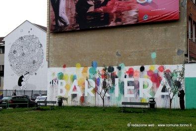 B.ART Arte in barriera - MILLO VIA BOLOGNA, Torino