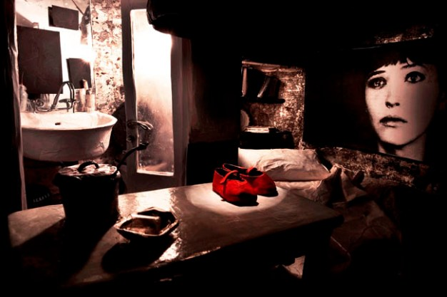 Paola Risoli, Sa vie (frame 3), 2012, stampa lambda su Dibond, 144x95,5 cm, Courtesy Gagliardi Art System, Torino