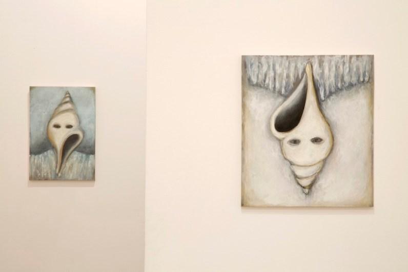 Mathilde Rosier, 2014 Installation view at Galleria Raffaella Cortese, Milano Photo: Lorenzo Palmieri