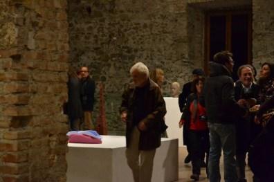 BACC | Biennale d'Arte Ceramica Contemporanea. La Ceramica Altrove. Edizione 2014 veduta degli allestimenti, Scuderie Aldobrandini di Frascati, Roma