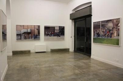 Servet Kocyigit. Truth serum, Officine dell'Immagine, Milano Courtesy Officine dell'Immagine, Milano (veduta della mostra)