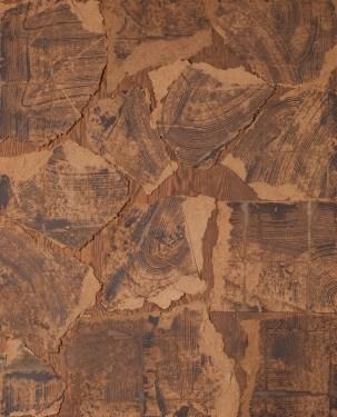 Louise Nevelson, Senza titolo, s.d. (1985 circa), collage, pittura e legno su tavola, 152x121.8x6 cm, A010143S