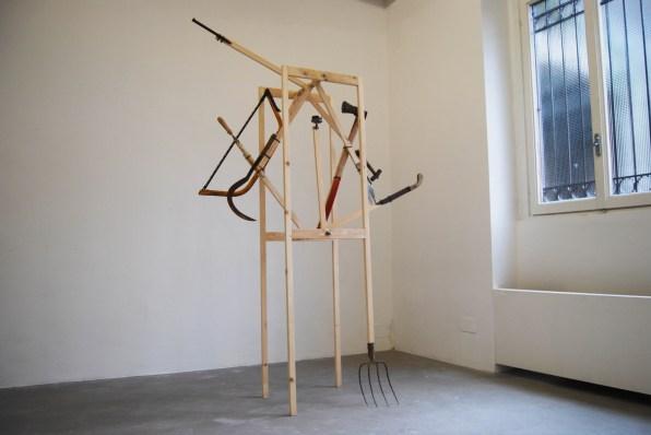 Martina Brugnara, Karl, 2014 Courtesy Maurizio Caldirola Arte Contemporanea, Monza