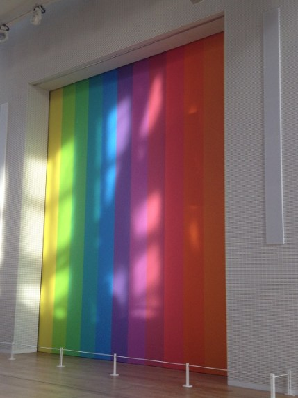 Ellsworth Kelly- Spectrum VII 2014