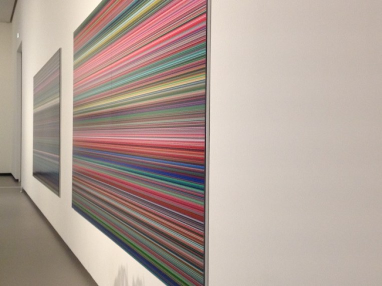 Gerhard Richter, Fondation Luis Vuitton, ph. Valentina Poli