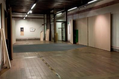 Matteo Fato (SECRèTA), veduta dell'installazione modalità chiusa, TRA - Treviso Ricerca Arte, Ca' dei Ricchi, Treviso