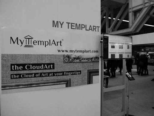MyTemplArt ad ArteFiera Bologna 2015