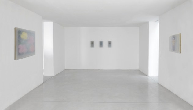 Herbert Hamak. Point Alpha, veduta della mostra, Studio La Città, Verona