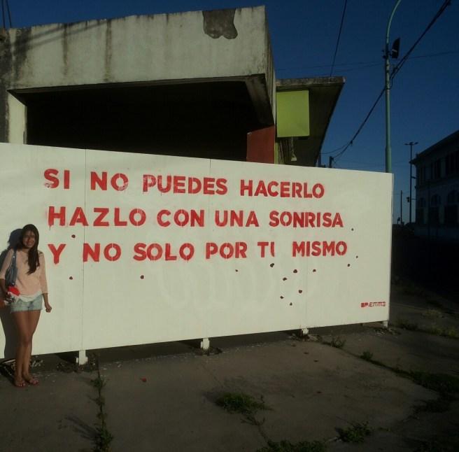 Opiemme, Hacelo.., Bienal del fin del mundo, Mar del Plata, 2014