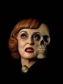 Paolo Schmidlin, Dead Ringer , 2011, terracotta dipinta