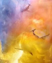 David LaChapelle, Aristocracy #3, 2015 Chromogenic Print © David LaChapelle